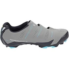 Northwave Sparkle 2 SRS Shoes Women anthra /aqua